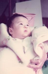 yumiko_baby